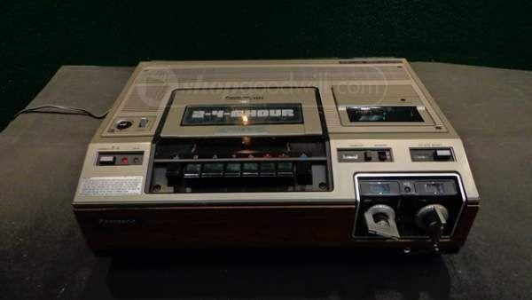Panasonic Omnivision VI VCR - PV 1200