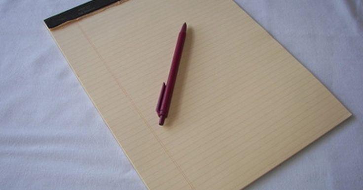 Cómo escribir una carta solicitando ayuda para la matrícula. Escribir una carta para solicitar ayuda para la matrícula es una manera de convencer a la gente necesaria de que mereces el privilegio de ir a la universidad. Combinando una buena transcripción con resultados de tus pruebas, una carta apasionada puede marcar la diferencia, dejándote en el mundo académico