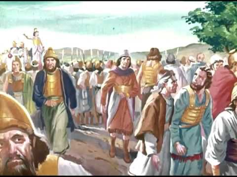 Children's Bible Study on Video - The Story of Gideon by ...