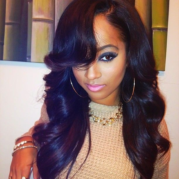 15 Best Hair Weave Sew Ins Images On Pinterest Hair Dos African