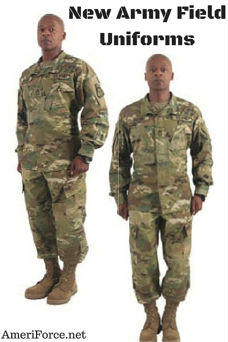 army national guard service uniform