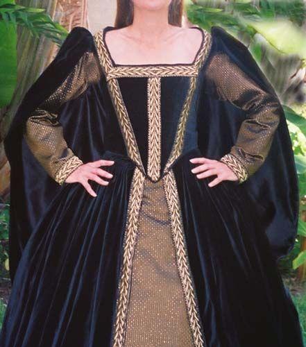 Renaissance Faire Wedding Dress Gown Costume History Mccalls: 96 Best Renaissance Images On Pinterest