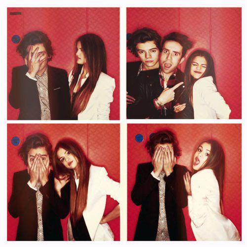 selena gomez and harry styles manips 2014 | nobody compares, to you' Harry Styles&Selena Gomez