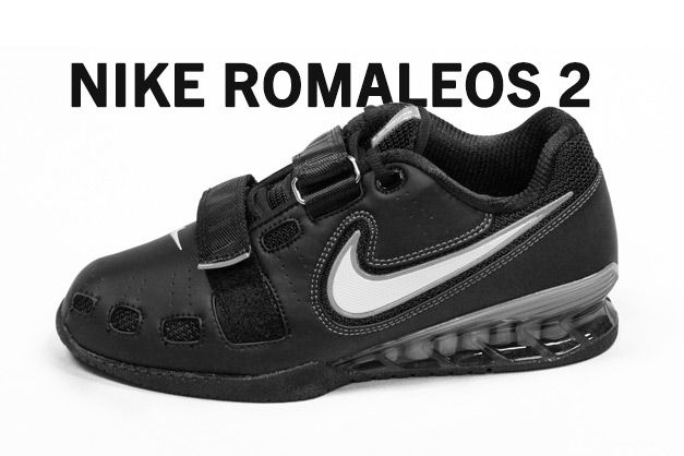 Nike Romaleos 2 Weightlifting Shoes - Rogue Fitness