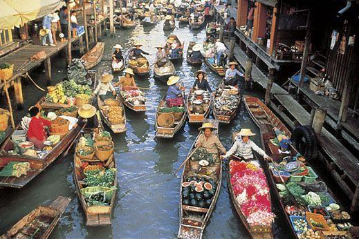 タイ初心者のあなたに♪バンコクおすすめ観光スポット14選 5枚目の画像