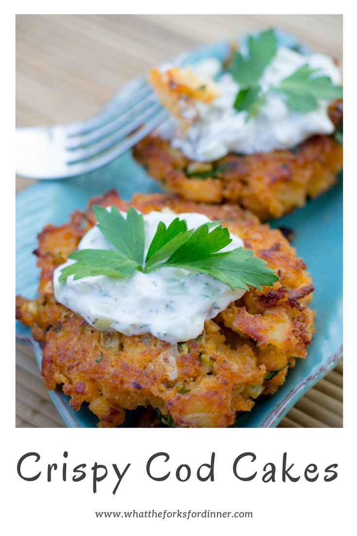 Best 25 cod recipes ideas on pinterest cod fish recipes for Baked fish cakes