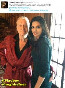 Starlet Sherlyn Chopra has gone on to make history as the first Indian woman to be on the cover of Hugh Hefner'sPlayboy magazine. She will also be featured in a spread (forgive the term) inside the magazine! However, the first Indian woman to be featured in Playboy was model Katy Mirza who was a Playboy [...]