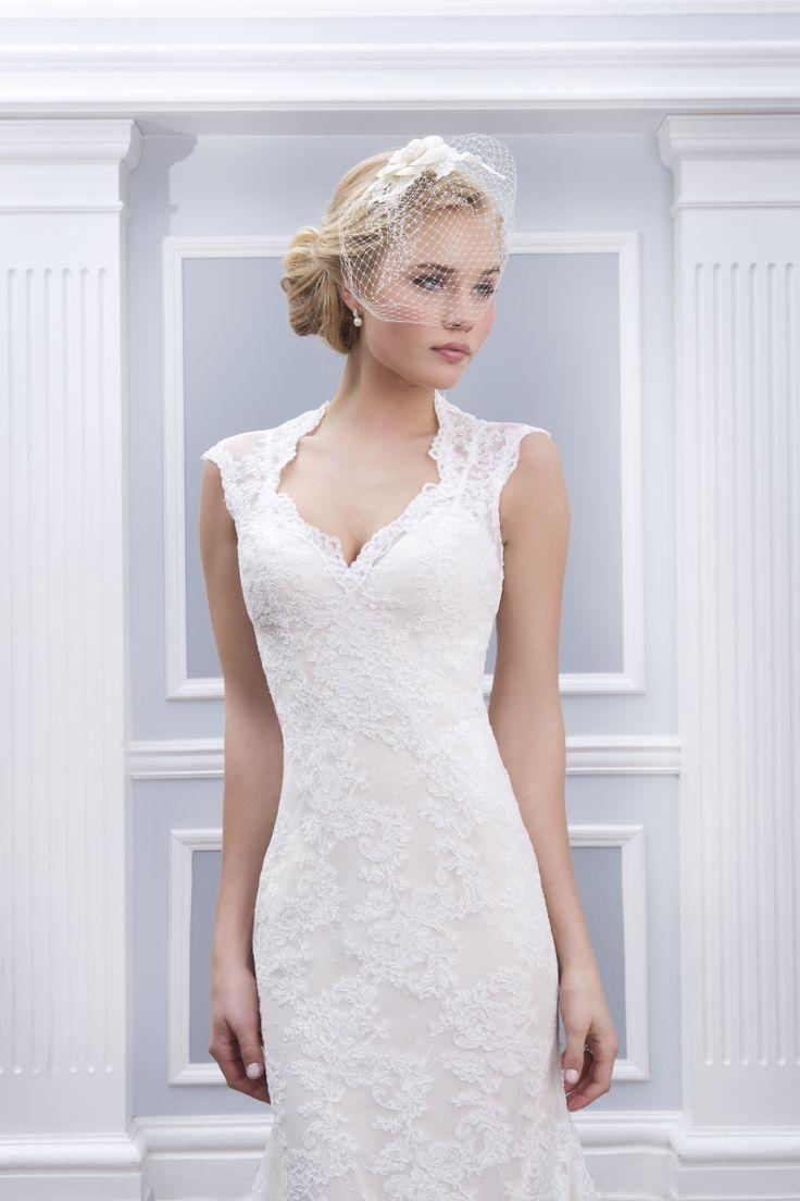 Brautkleid der Woche ~ Style 6314 by Lillian West ~ Frühjahrskollektion 2014 | www.brautsalat.de