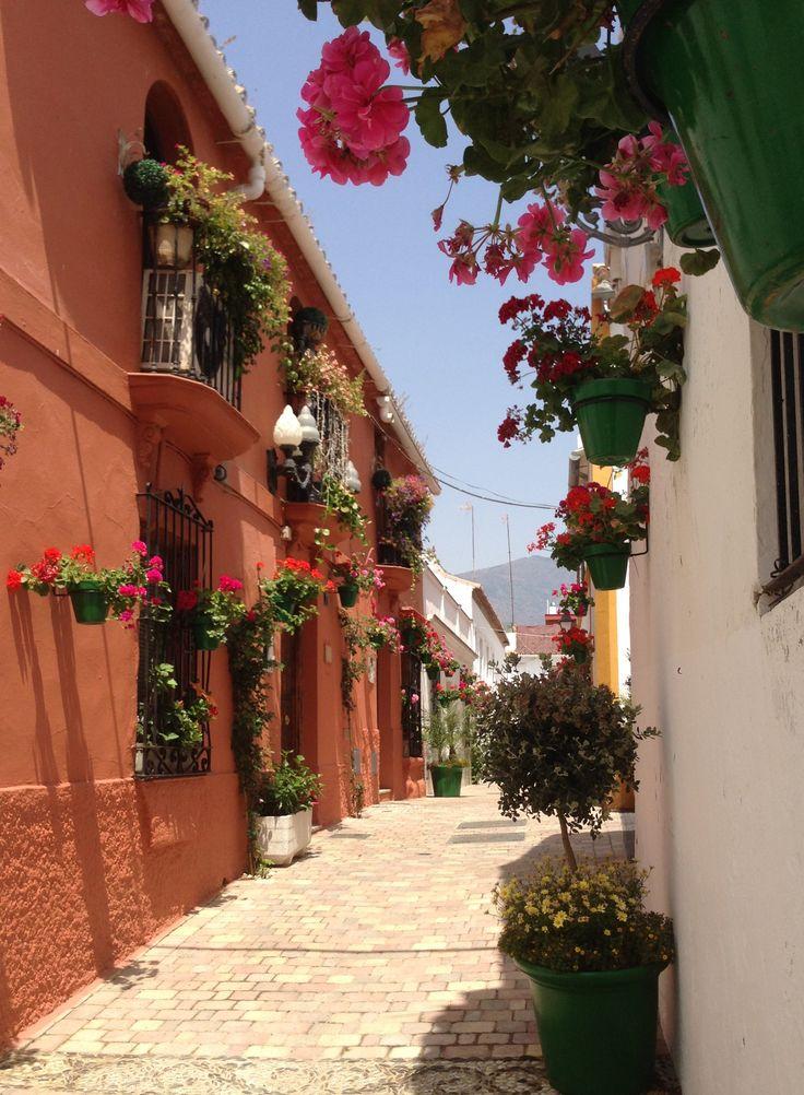 Calle de Estepona #Estepona #beach #spain