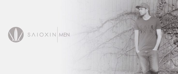 SAIOXIN - Men T-shirt Sigcut, Black Print #saioxin #men #surf #clothing www.saioxin.com