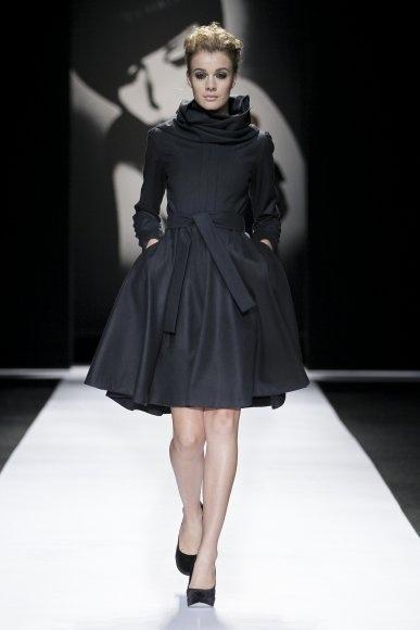 Abigail Betz Mercedes Benz Johannesburg Fashion Week March 2012