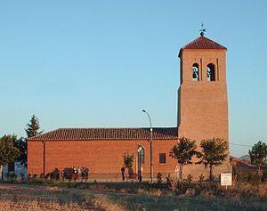 Ermita de Matanza de los Oteros
