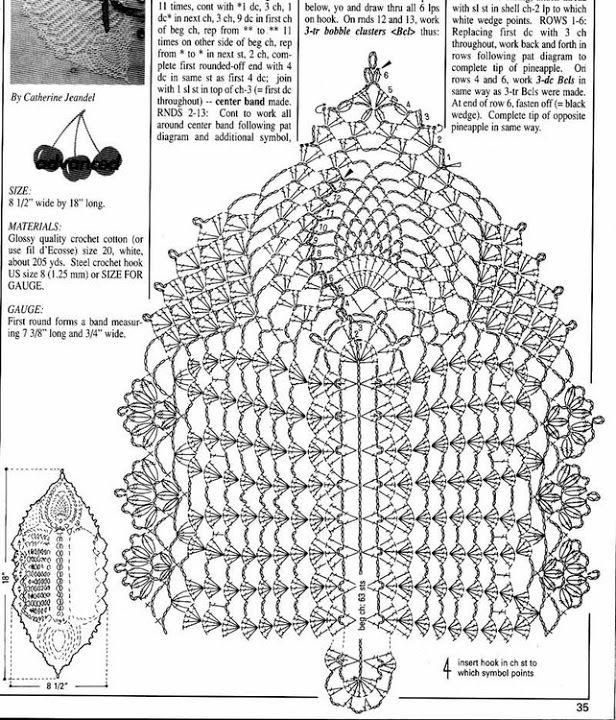CROCHE/TOALHINHAS II - Regina II Pinheiro - Álbuns da web do Picasa