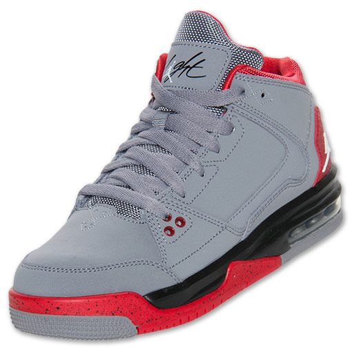 Have an aspiring Michael Jordan? Make sure he's ready to fly down the court with quality basketball shoes! Boys' Grade School Jordan Flight Origin Basketball Shoes - $84.99