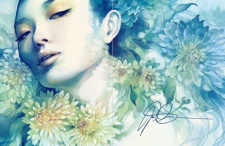 beautiful.bizarre issue 015 sneak peek!!  The spread that begins Anna Dittmann Illustration's 12 page feature heart emoticon<3