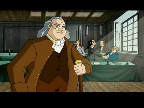 Liberty's Kids: free, animated, educational videos (for ages 7-14) about the experiences of two young teens during the American Revolution - at http://www.youtube.com/user/LibertysKidsTV#