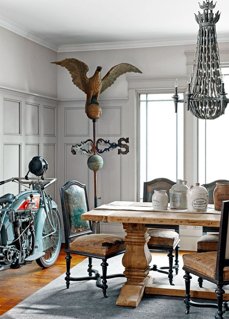 Take A Picture Of A Room And Design It App: Take A Tour Of Mike Wolfe's Antiques-Filled Tennessee Home
