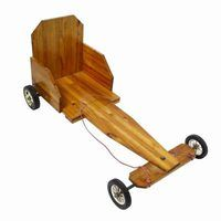 Building a wooden go kart can be a fun family activity. You can work on a store-bought kit and assemble the different parts according to manufacturer's instructions, or you can start from scratch -- planning, designing and fashioning the parts yourself. The project will allow children to explore their creative side, and also give them a sense of...