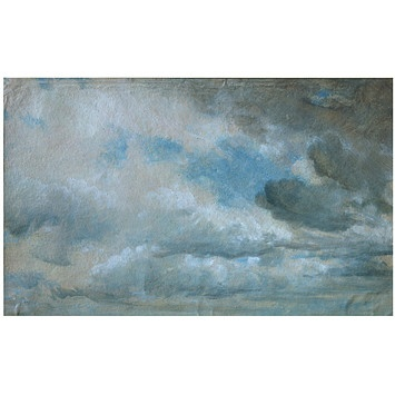 Study of Clouds, John Constable, 1822. Victoria & Albert Museum. Given by Isabel ConstableSky Landscapes, Oil Painting