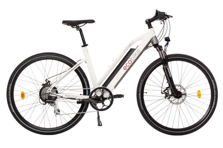Rower Elektryczny EcoBike Cross L