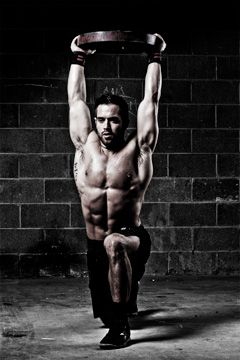 Rich Froning Jr - Fittest man on earth