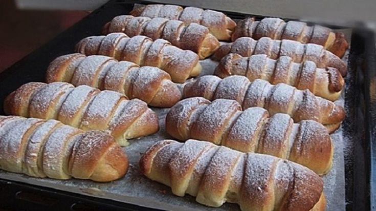 Tvarohové croissanty