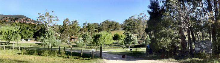 Megalong Valley Farm: 993 Megalong Road. More: www.megalongcc.com.au