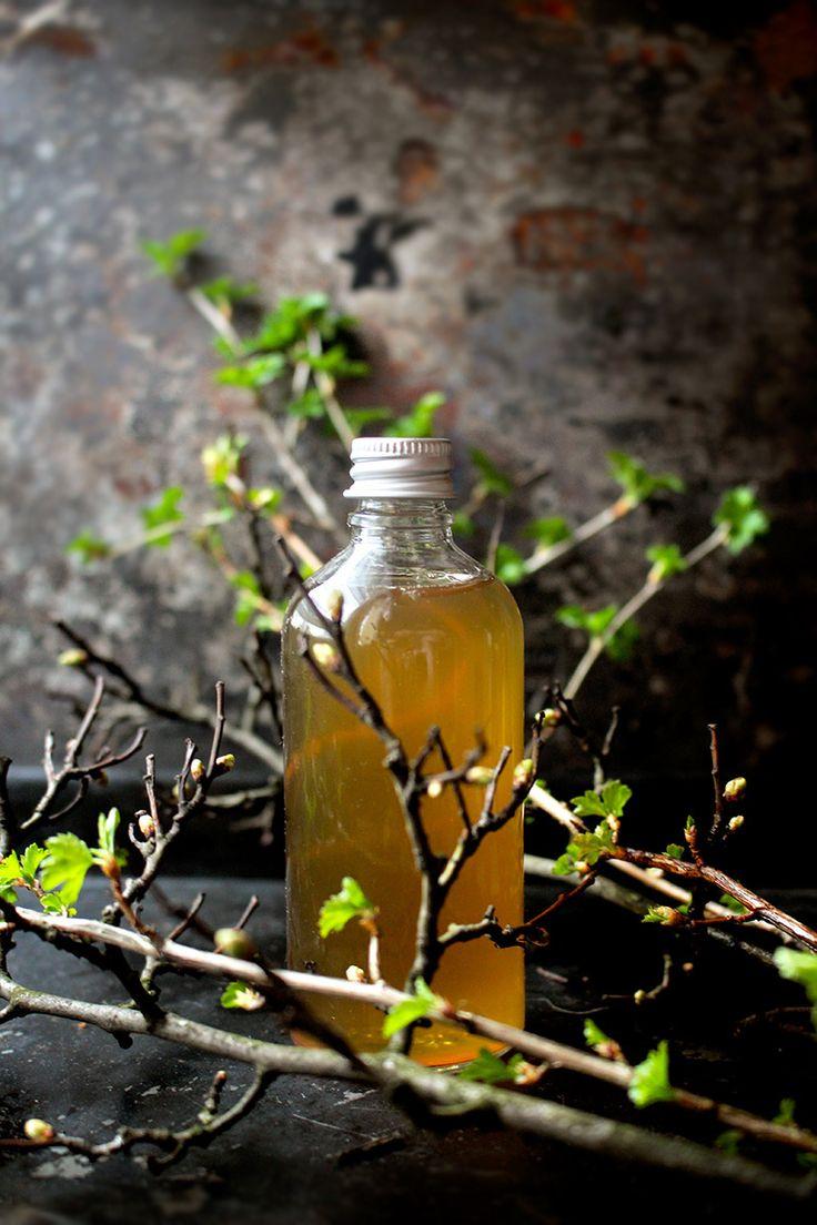 Miętowy tonik odświeżający / natural toner / mint face toner / refreshing / natural beauty recipes / Lili Natura – Kreatywnie i inspirująco z nutą natury