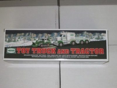 2013 Hess Toy Truck & Tractor