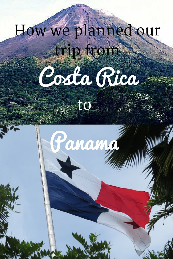 How we planned our trip from Costa Rica to Panama - tips on taking the bus, tours, etc. Playas del Coco --> San Jose --> Panama City --> San Blas Islands --> Bocas del Toro. All on a budget
