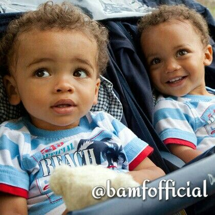 This is what I must have! Mixed baby twins!!