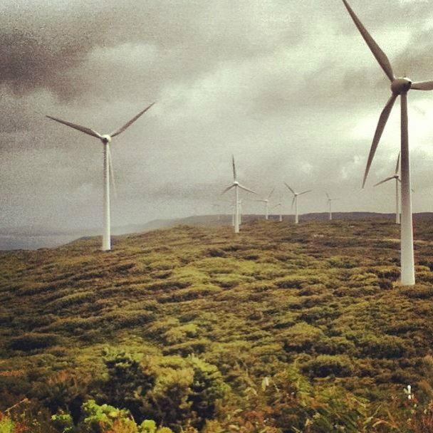 Windfarm Albany WA