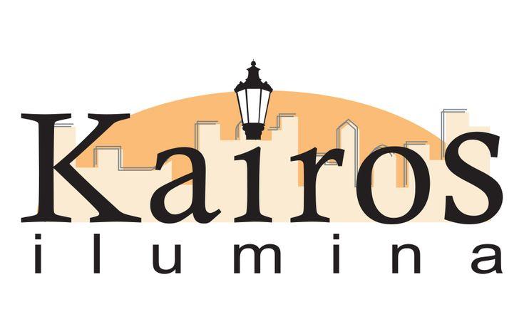 Kairos Ilumina - Logotipo