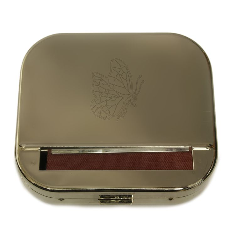 Automatic cigarette rolling machine with engraved butterfly design - Knight - Branded Gifts