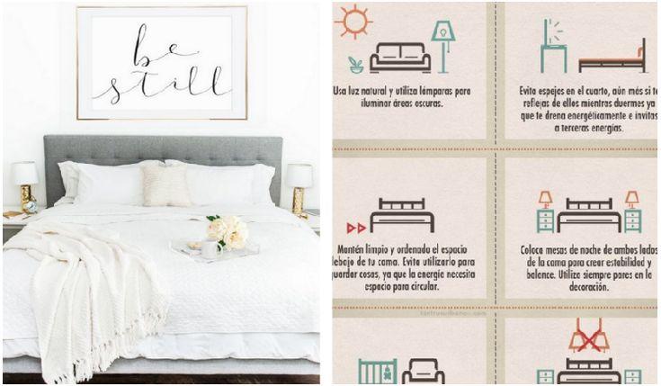 Prepara tu dormitorio según el feng shui y... ¡disfruta del mejor descanso!