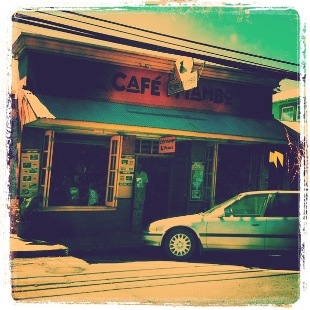 cafe mambo fantastic!!!