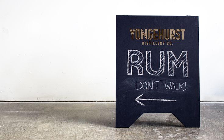 Monograph Design   Yongehurst Distillery Co.   Branding + Packaging Design