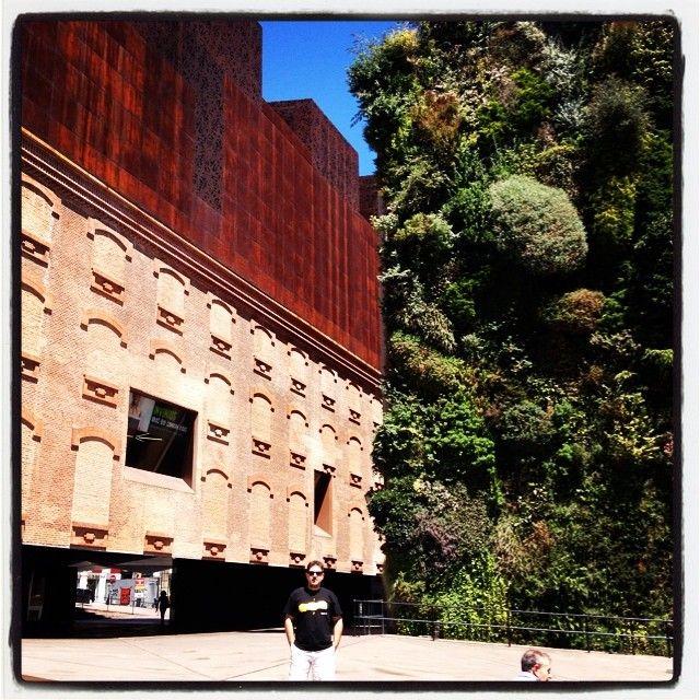 Caixa Forum, Madrid