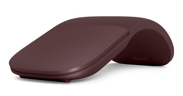 Microsoft Surface Arc Mouse with Full scroll plane Design, Priced at $79.99
