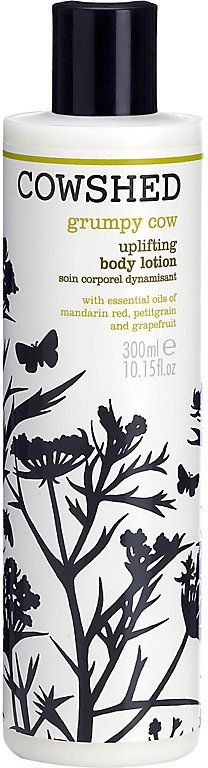 Cowshed COWSHED WOMEN'S GRUMPY COW UPLIFTING BODY LOTION