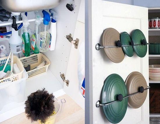 Sprytne sposoby na przechowywanie #DIY #dekoracje #praktyczne