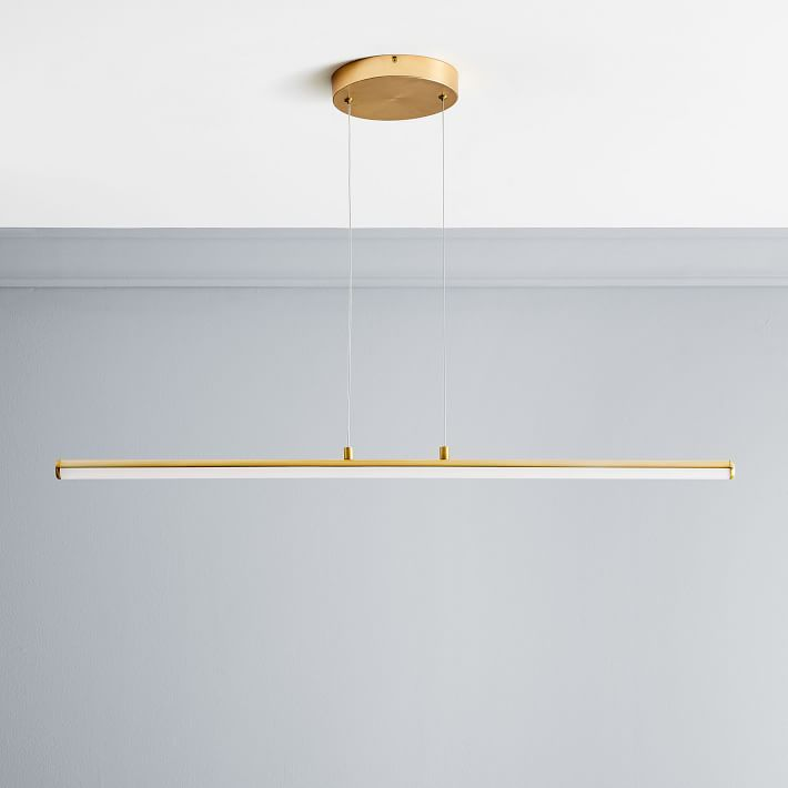 Light Rods Led Pendant Adjustable Lighting Led Pendant Lights Led Chandelier