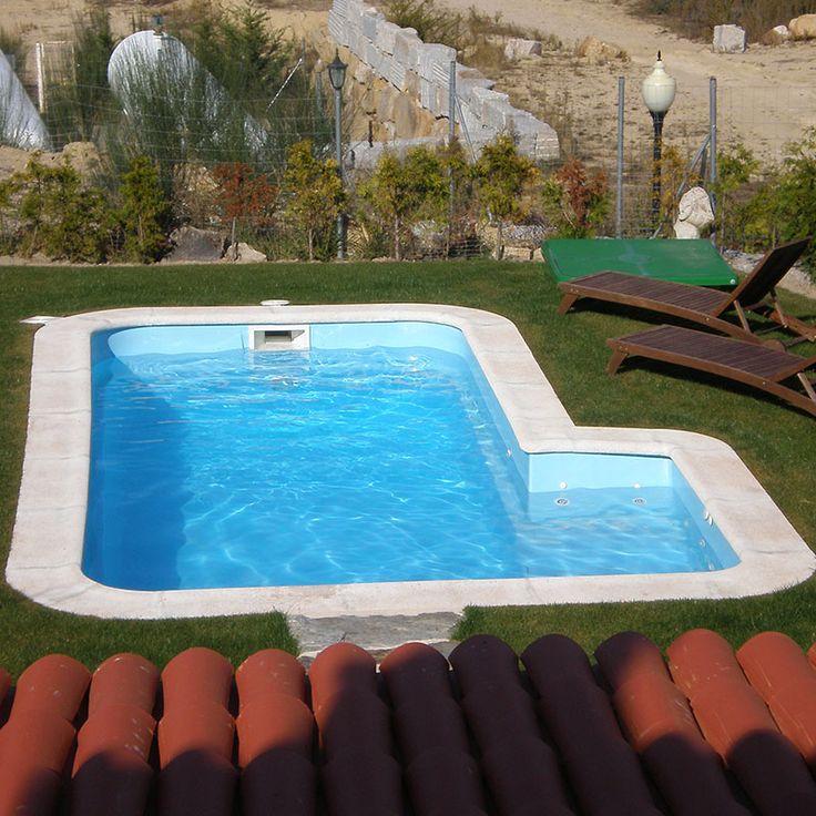 7 best images about piscina dtp modelo formentera spa on - Piscina santiago de compostela ...