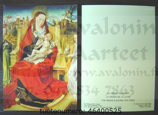 La Vierge Allaitant