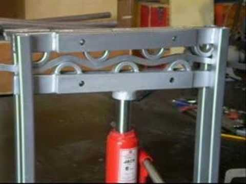 29 Best Images About Low Cost Home Made Diy Press Brakes On Pinterest