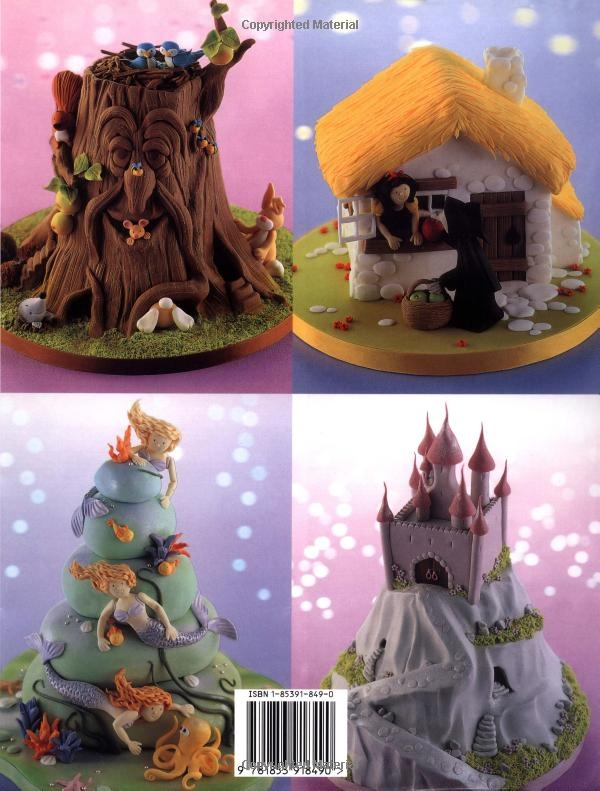 Amazon.com: Enchanted Cakes for Children (Merehurst Cake ...