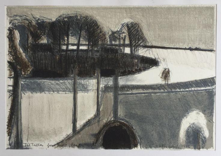 Paul Stoltze  Print  Moonlight (Pharyah)
