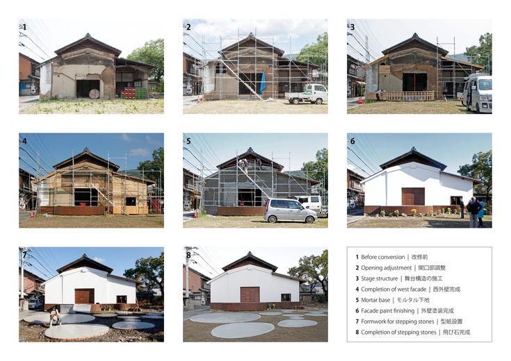 Gallery of Conversion of a Sake Warehouse / Jorge Almazán + Keio University Almazán Lab - 15