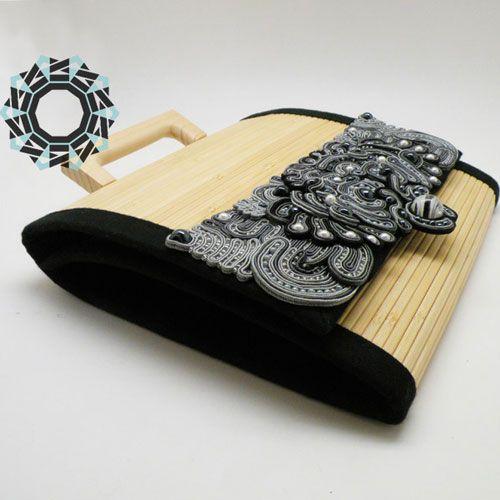 Bamboo handbag | Tender December