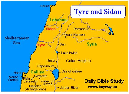 An analysis of the prophets lebanon